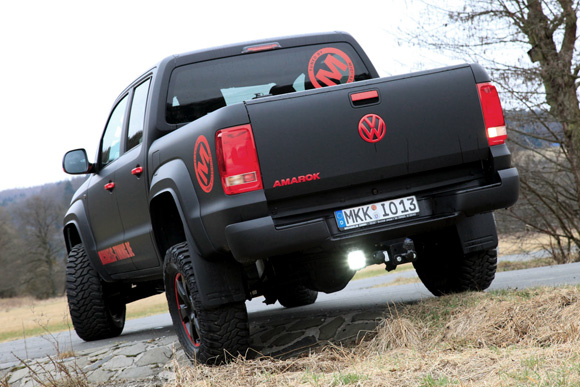 michaelis tuning vw amarok. Black Bedroom Furniture Sets. Home Design Ideas