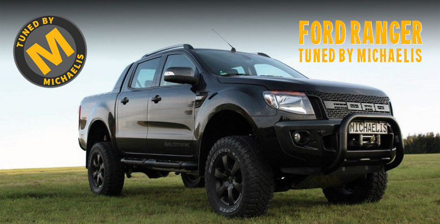 Vw Amarok Modified >> Michaelis Tuning - FORD RANGER