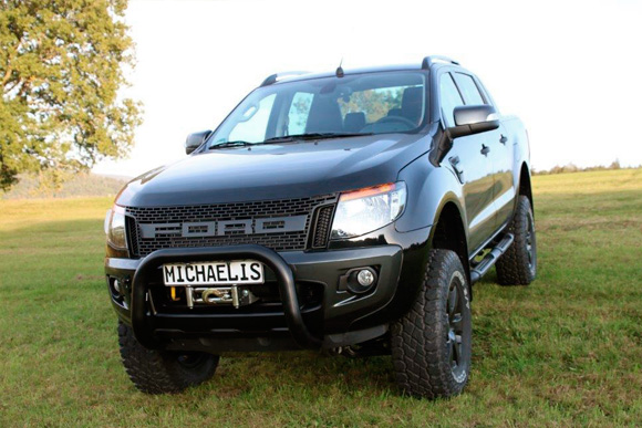 Ford Ranger Tuned by Michaelis